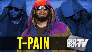 BigBoyTV - T-Pain on Being Independent, Jussie Smollett, Tekashi 6ix9ine, Tristan Thompson & More!