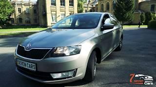 Видео обзор Skoda Rapid - аренда авто в 7Cars