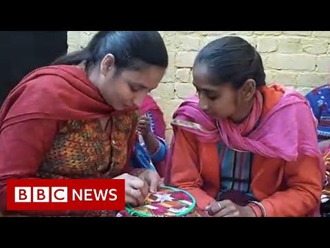 Phulkari: The women saving India's intricate flower embroidery