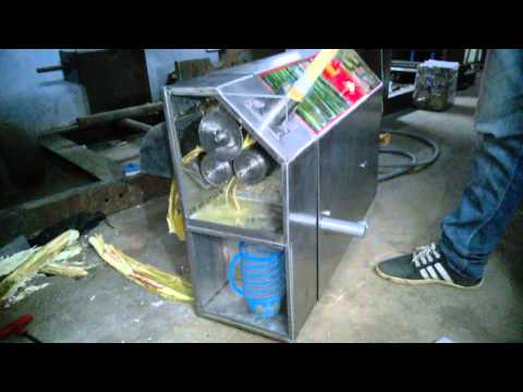 Sugarcane Juicer Machine By Shreeji Controls, Ahmedabad