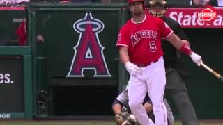 Marcador: HRs en el dia de ayer en la MLB