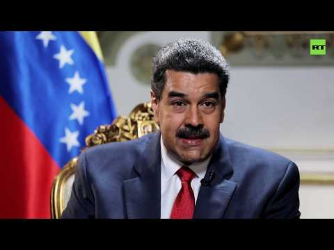 'US sanctions are illegal' – Maduro to Correa