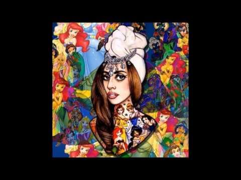 High Princess / Stache Lyrics – Lady Gaga