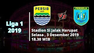VIDEO Live Streaming Liga 1 2019 Persib Bandung Vs Persela Lamongan Selasa (3/12) Pukul 18.30 WIB