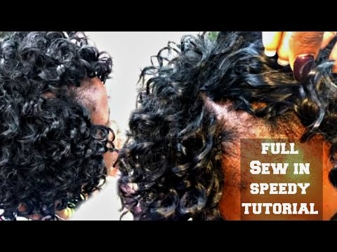 sew in with invisible part - Naijafy