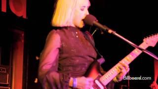"The Joy Formidable - ""Whirring"" LIVE @ SXSW 2011"
