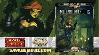 Game Geeks #284 Suzerain: Millennium Knights for Savage Worlds by Savage Mojo
