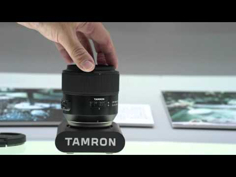 Tamron 85mm F1.8 VC - Hands on preview
