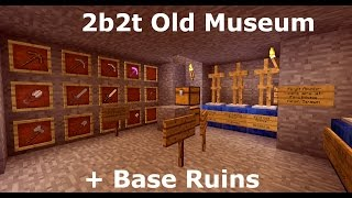 2b2t Museum (Old 2b2t Bases VOW, Aureus, Asgard, etc ) - PeteRages