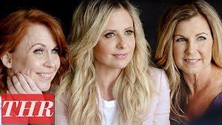 The Stuntwomen of 'Buffy the Vampire Slayer' | Women of Action | THR [2018]
