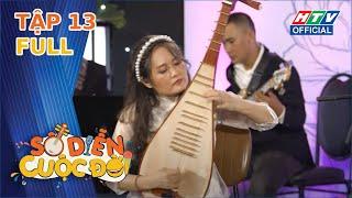 SÔ DIỄN CUỘC ĐỜI | Ngẫu hứng và đương đại trong tiếng đàn cô Thu | SDCD - TẬP 13 FULL | 21/4/2021