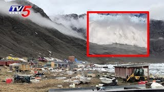 Earthquake and Tsunami Strikes Greenland Coast