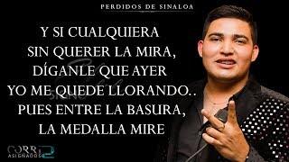 (LETRA) El Signo Libra - Perdidos De Sinaloa [ESTUDIO 2018]