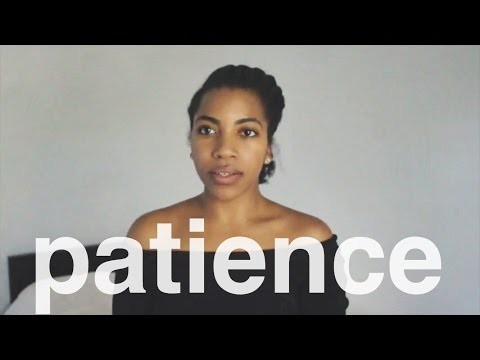 Being Patient & Enjoying the Ride | Sadiya Marie