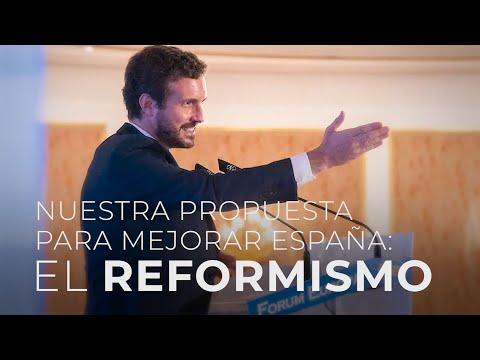 Nuestra propuesta para mejorar España: el reformismo