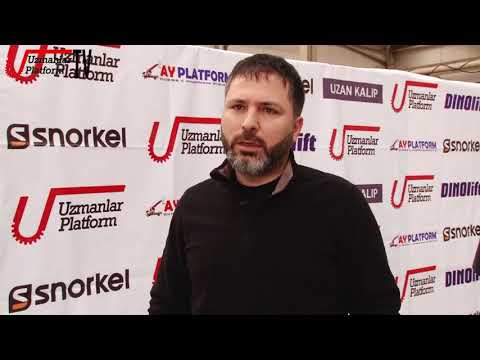 UZMANLAR PLATFORM - EXPRESS VİNÇ / YUNUS TÜRKEN