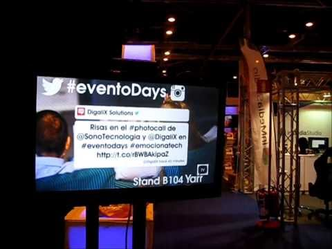 Yarr TV en Eventodays