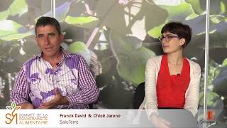 Les extraits du Sommet #032 – Franck David & Chloé Jareno