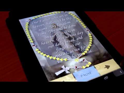Video of Pocket Rosary