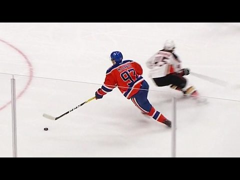 Gotta See It: McDavid pivots on a dime to tie game against Ducks