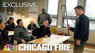 Chicago Fire   A Dedication To Otis' Cane (Digital Exclusive)
