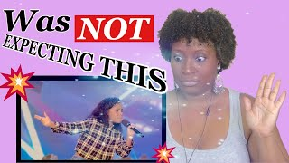 Reaction to Simon's GOLDEN BUZZER: Fayth Ifil ROLLIN' all the way to the Semi-Finals! | BGT 2020