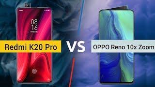 Redmi K20 Pro Vs Oppo Reno 10x zoom Speed Comparison In Hindi