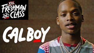 Calboy's 2020 XXL Freshman Freestyle
