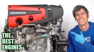 The Honda Civic Type R Destroys The Competition - The Best Engines