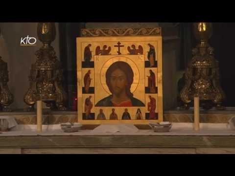 Vêpres et Eucharistie du 13 juin 2015