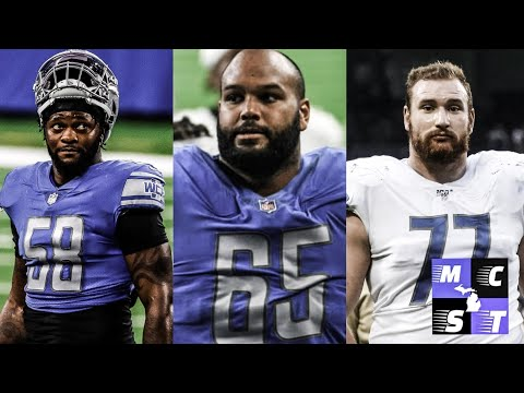 Detroit Lions Frank Ragnow, Tyrell Crosby, Jamie Collins Sr Out vs Tampa Bay Bucs Today!!!