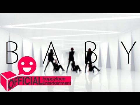 Dal★shabet - B.B.B (Big Baby Baby)