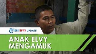 Kronologi dan Penyebab Anak Elvy Sukaesih Ngamuk di Warung, Bawa Pedang hingga Lukai Pemilik