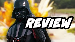 Star Wars ROGUE ONE REVIEW - NO SPOILERS