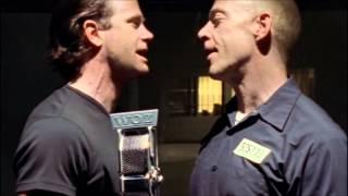 Ridiculous Beecher and Schillinger - Last Duet Song (serial OZ)