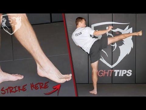 5 Types of Roundhouse Kicks