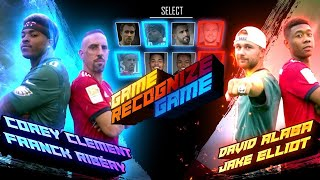 Philadelphia Eagles vs. FC Bayern Munich | Football Champions Skills Competition
