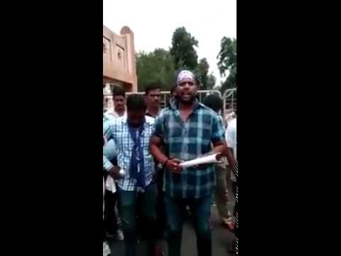 Kamlakar Kote Murdabad  Vs Maza  Bhimsainik Shirdi