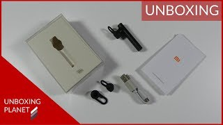 Kopfhörer Freisprecheinrichtung Xiaomi Youth Version - Unboxing Planet