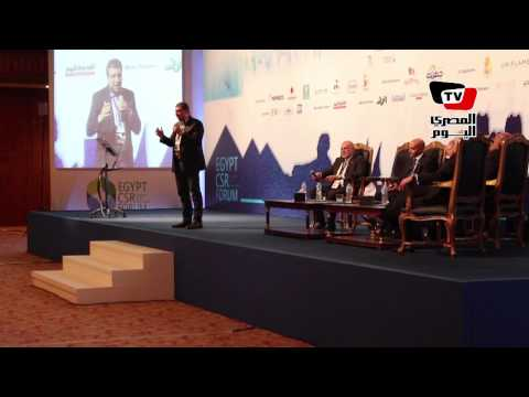 عمرو الليثي: العمل السياسي قسم مصر والعمل الاجتماعي سيوحدنا