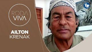 Roda Viva | Ailton Krenak | 19/04/2021