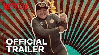 Maradona in Mexico | Official Trailer | Netflix