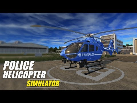 Police Helicopter Simulator – Trailer [ENG] thumbnail