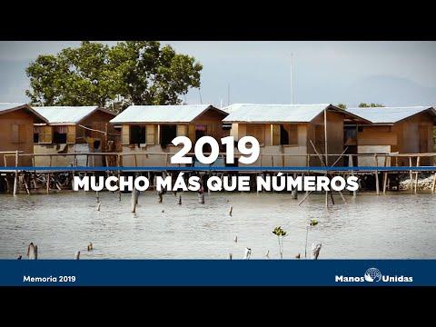 ¿Qué hicimos en 2019? Memoria Manos Unidas