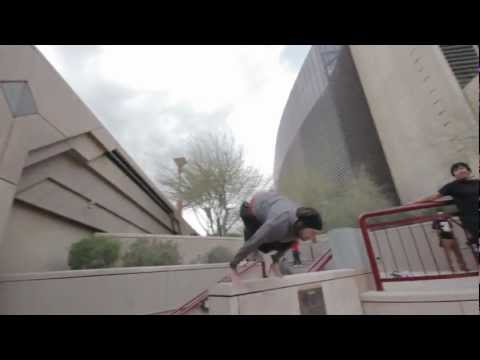 Arizona Freerunning Jam