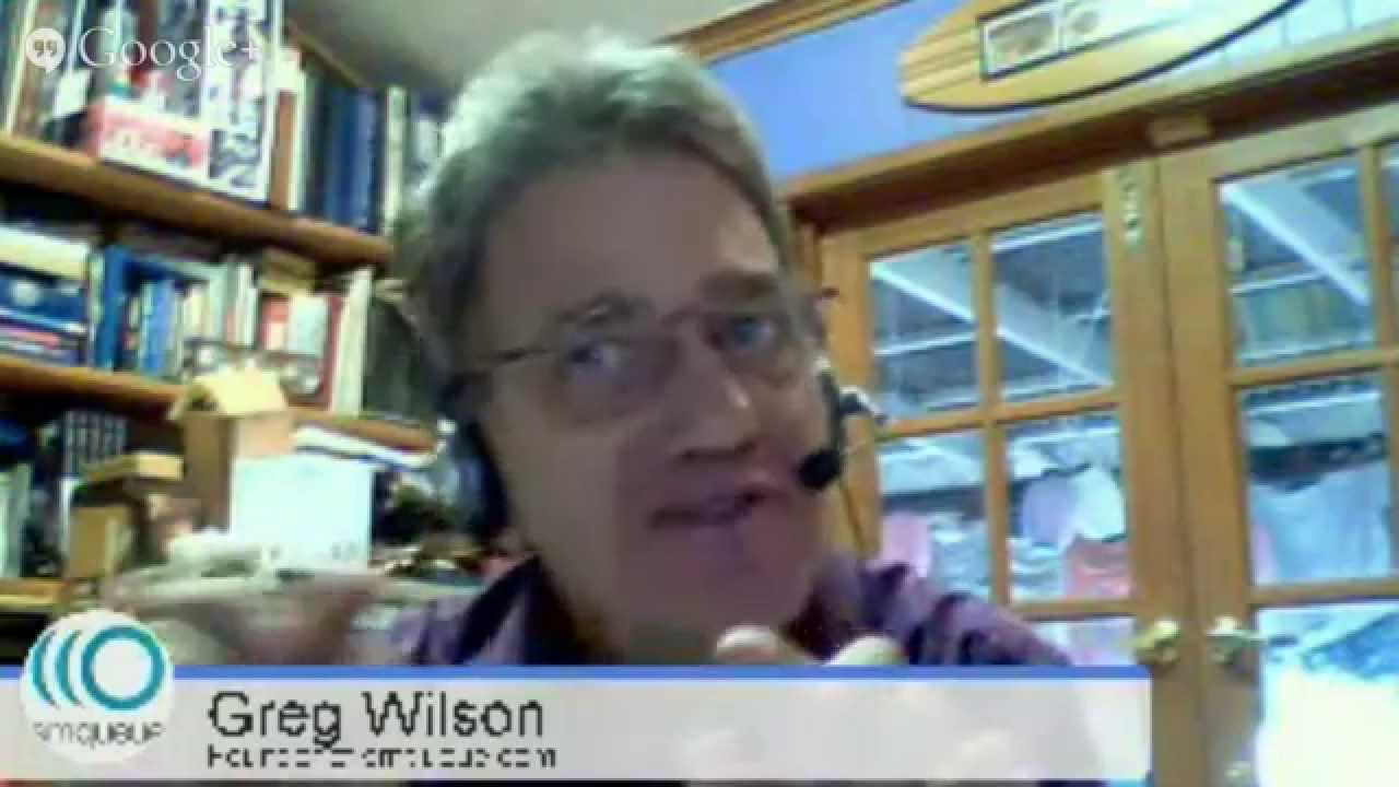 SM Queue:  Founder Greg Wilson * WTTV 1.17