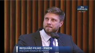 Em defesa dos Praças da PMPR, Requião Filho apoia projeto que cria plano de carreira