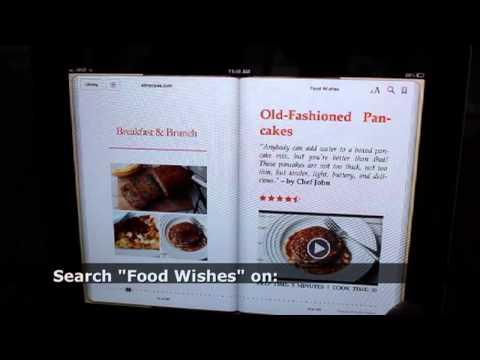 Allrecipes.com Presents a Food Wishes eBook!