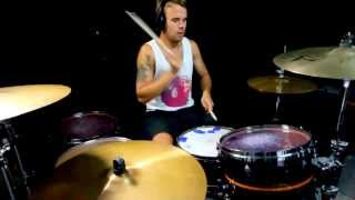 Angels and Airwaves - Anxiety - Drum Cover
