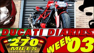 Ducati Streetfighter 848 - Mayonnaise In The Engine